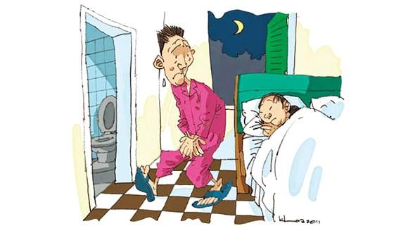 Nam giới cần phải cẩn thận với bệnh viêm tuyến tiền liệt