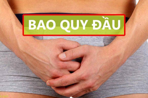 6 tác hại của hẹp bao quy đầu không nên chủ quan