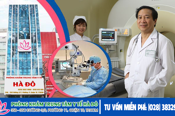 Địa chỉ hỗ trợ điều trị bệnh trĩ uy tín TP.HCM
