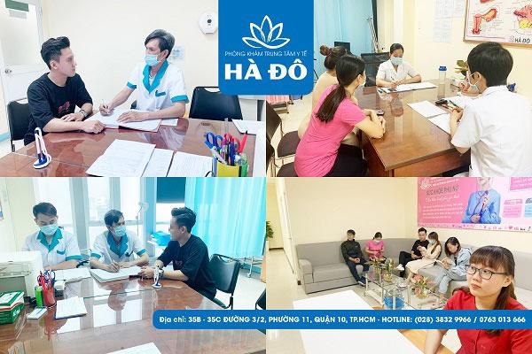 Hà Đô – Phòng Khám Trung Tâm Y Tế chất lượng cao tại TPHCM