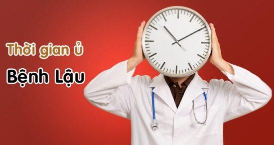 Thời gian ủ bệnh lậu là bao lâu?