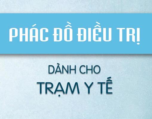 """Sở Y tế TP.HCM chính thức ra mắt tài liệu """"Phác đồ điều trị dành cho Trạm Y tế"""""""