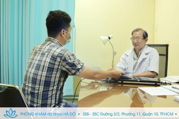 Hỗ trợ chữa dài bao quy đầu sao cho hiệu quả?