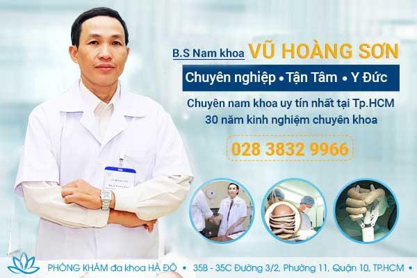Bác Sĩ Bệnh Viện Nguyễn Tri Phương Giỏi Vũ Hoàng Sơn